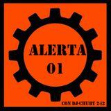 Alerta 01 Edicion 07 - EBM Con Dj Chuby242 (Especial con Bandas EBM Suecas) - Swedish EBM Bands