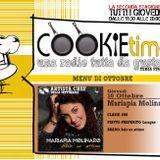 Mattia Garro incontra Mariapia Molinaro nel Cookie Time, on Air su TRS Radio