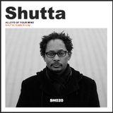 Shutta - Alleys Of Your Mind