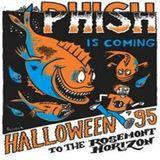 Phish - Halloween 10-31-1995 Rosemont Horizon Set 3 DAT