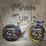 Mash-Up your Spinning® head