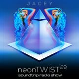 Jacey △ neonTwist 29 - Electric Blue