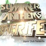 Joyce club Tenerife end of year house mix