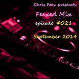 Feexed Mix episode #021 (September 2014)