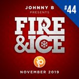 Johnny B Fire & Ice Drum & Bass Mix No. 44 - November 2019