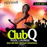 DJ ROY AT CLUBQ OCHO RIOS , JAMAICA [LIVE SET] FEBRUARY 23, 2018
