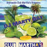 (Mix) DJ Marty Bay - Club Martha's Cool Summermix (Long mix)
