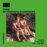 Team: Strayer & Duswunder - 09.05.17