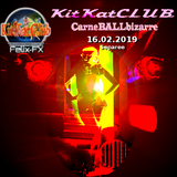 Live-Set@CarneBallBizarre im KitKatClub Separee (16.02.2019)