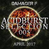 ACIDBURST SELECTION 005