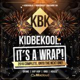 KIDBEKOOL | #ItsAWrap2016!