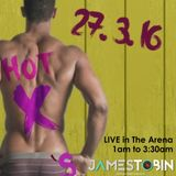 Part Two - Easter Sunday in The Arena, DJ James Tobin