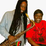 SAXMAN JERRY JOHNSON Interview with RULA BROWN ...Feat. Sugar Minott's Music (Recorded 4/17/17)