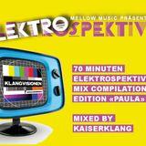 "Elektrospektive ""Edition Paula"" mixed by Kaiserklang"
