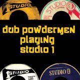 Dub Powdermen Playing Studio 1 Classics (SoulJazzRecords)