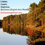 Business English Ace Radio Episode 005