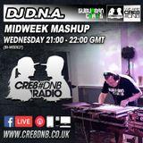 DJ D.N.A. OF GENETIKZ LIVE ON CRE8DNB 21-8-19