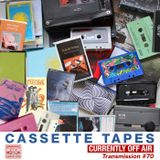 Transmission 70: Cassette Tapes