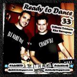 Ready to Dance Vol.33 Adri RTD vs Chakko Dj