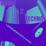 Detroit 2 London Journey - House 2 Techno Mix September 2017