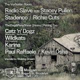 Radio Slave b2b Stacey Pullen - Live @ Verboten, The Morgan, NYC (17-03-2012)