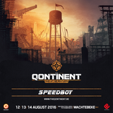 Speeboy - The qontinent: Rise of the restless