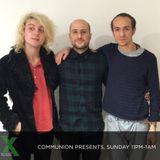 Communion Presents (20th December)