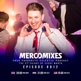 MercoMixes podcast #012 (radio show)