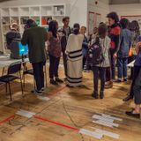 2015-10-29 The Showroom - Living Archive with Nadeem Din-Gabisi, Debbie Golt and Etienne Joseph