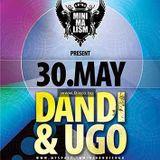 Dandi & Ugo - Live @ Club Escape,Sofia 30.05.2009