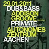 Primate Dub and Bass promo mix January 2011