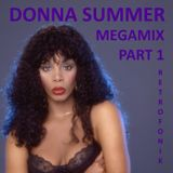 Donna Summer Megamix Part 1