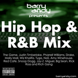 Barry Andy - Hip Hop and R&B 2013 Club Mix: NaS, Red Cafe, Jay-Z, Miguel, Big Sean, Rick Ross