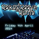 Stray Beat on Rokagroove Radio - Vinyl Mix 04.04.2014