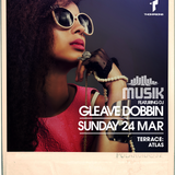 Musik @ Thompsons feat Gleave 24-3-19