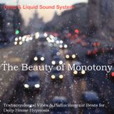 The Beauty of Monotony - Transcendental Vibes & Hallucinogenic Beats for Deep House Hypnosis