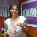 Jules Wake talking to Radio Dacorum's Sarah Lowther about  her debut novel 'Talk to me' (Aug 3 2014)