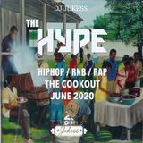 #TheHypeJune - The Cookout - Old Skool R&B and Hip-Hop Mix - @DJ_Jukess