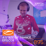 Armin van Buuren presents - A State Of Trance Episode 895 (#ASOT895) [TOP 50 Of 2018 Special]