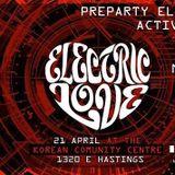 Electric Love Preparty