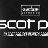 Scot Project Remixes // 100% Vinyl // 2000-2007 // Mixed By DJ Goro