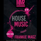 Frankie Magz Live on Miamimikeradio 4/18/19