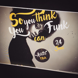 Fonkee Monk at So You Think You Can Funk - 24 June 2017