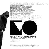 GLENN OVERDRIVE LIVE @ PRIVATE BOAT PARTY SPLIT CROATIA 11.7.2015
