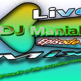 DJ Maniak - Live Mix episode 9 (28.11.2014)