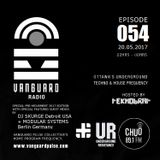 VANGUARD RADIO Episode 054 with TEKNOBRAT - 2017-05-20th CHUO 89.1 FM Ottawa, CANADA3