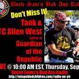 Allen West and Uncle Sam's Misguided Children