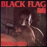 """Black Flag """"Damaged"""" is the featured album"""