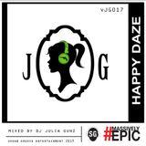 DJ Julia Gunz - Happy Daze Mixtape