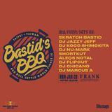 Bastid's BBQ all vinyl after partyRed Bull Music 3Style World DJ Championships - Jazzy Jeff